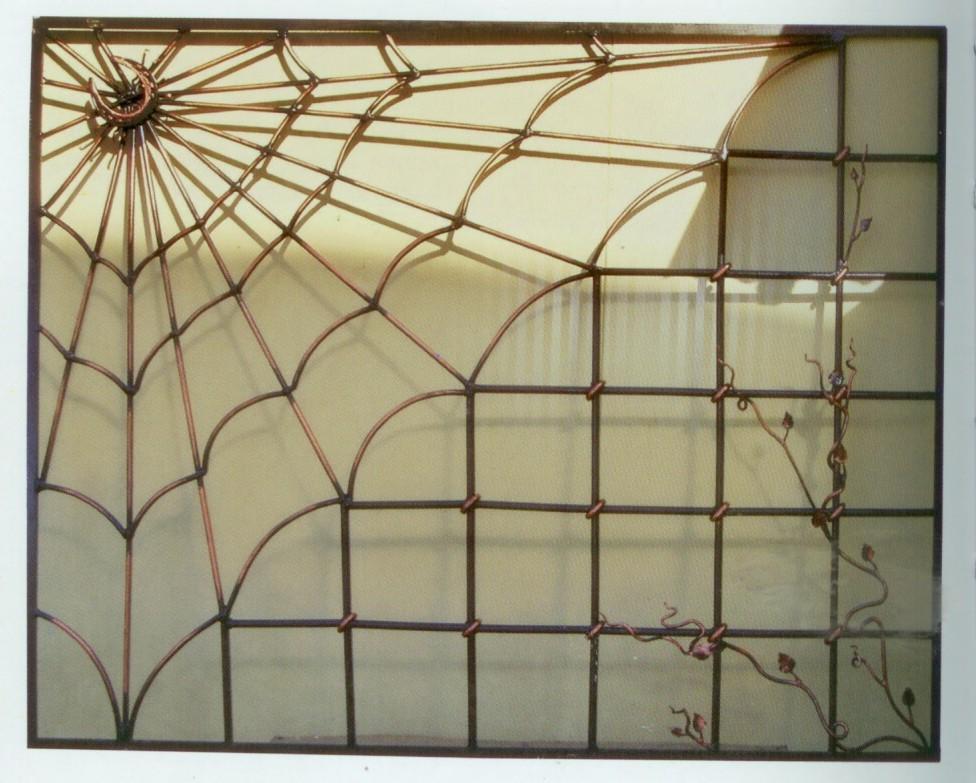 решетки на окна своими руками из арматуры